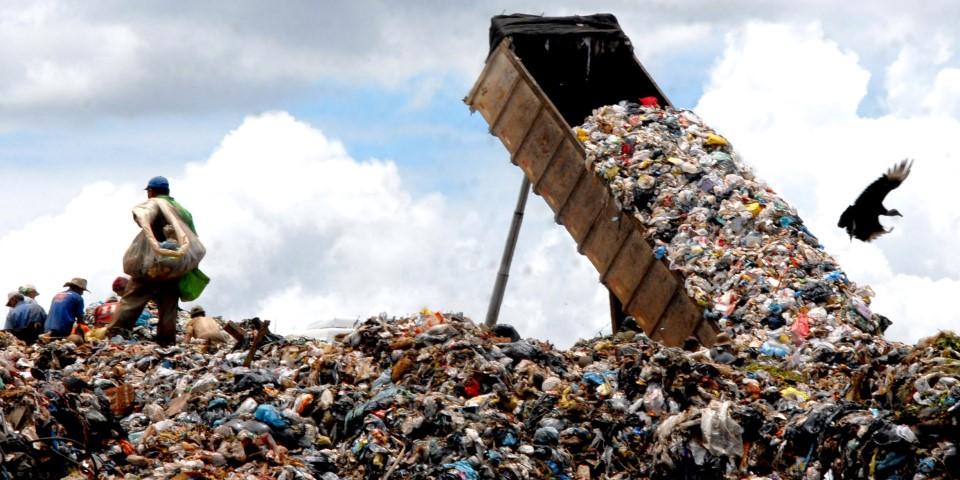 tratamento de residuos
